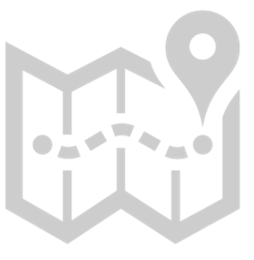 icon of a map with a pin